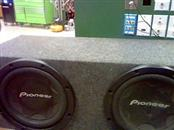 PIONEER ELECTRONICS Car Speakers/Speaker System 12 INCH SUBS